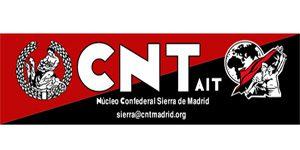 Creado el N. C. Sierra de Madrid de la CNT-AIT