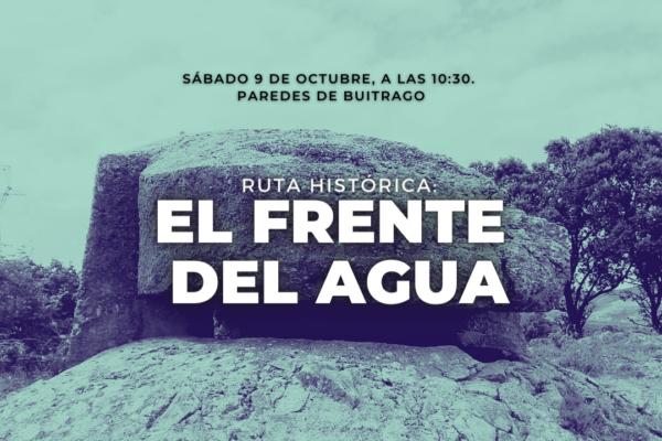Ruta histórica: El frente del agua